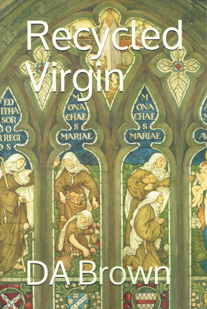 Cover of Recycled Virgin by DA Brown.